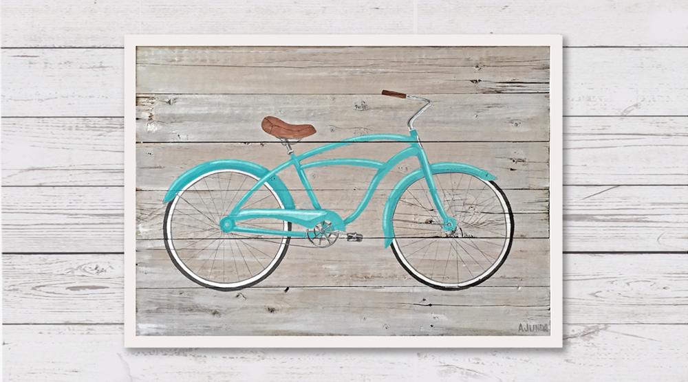 Aqua Bike - Sold