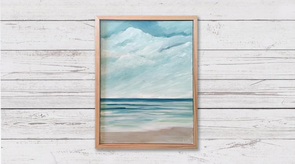 Ocean - Sold