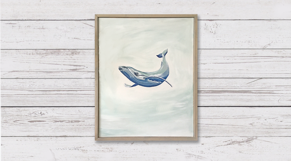 Whale - Sold