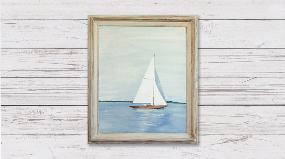 Sailboat - Sold