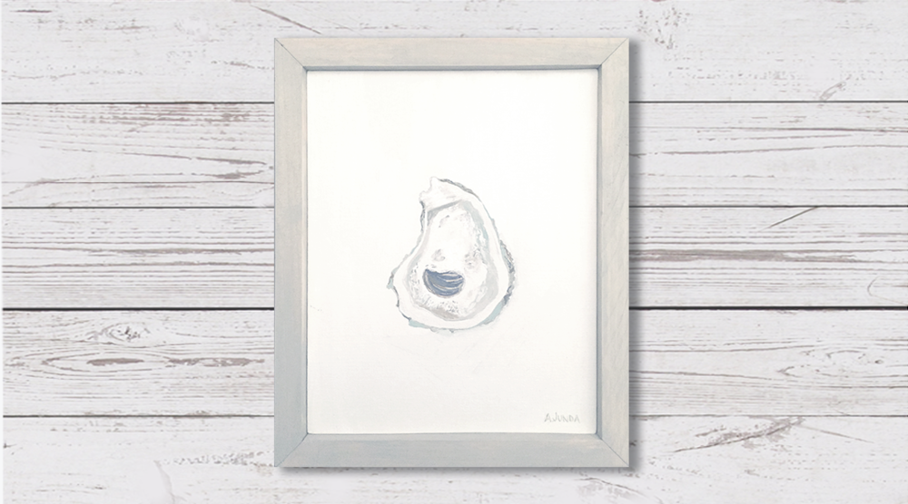 Oyster Shell - Sold