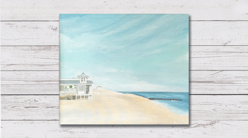 Sea Girt Beach - Sold