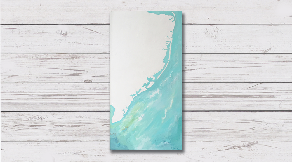 New Jersey Coastline - Sold