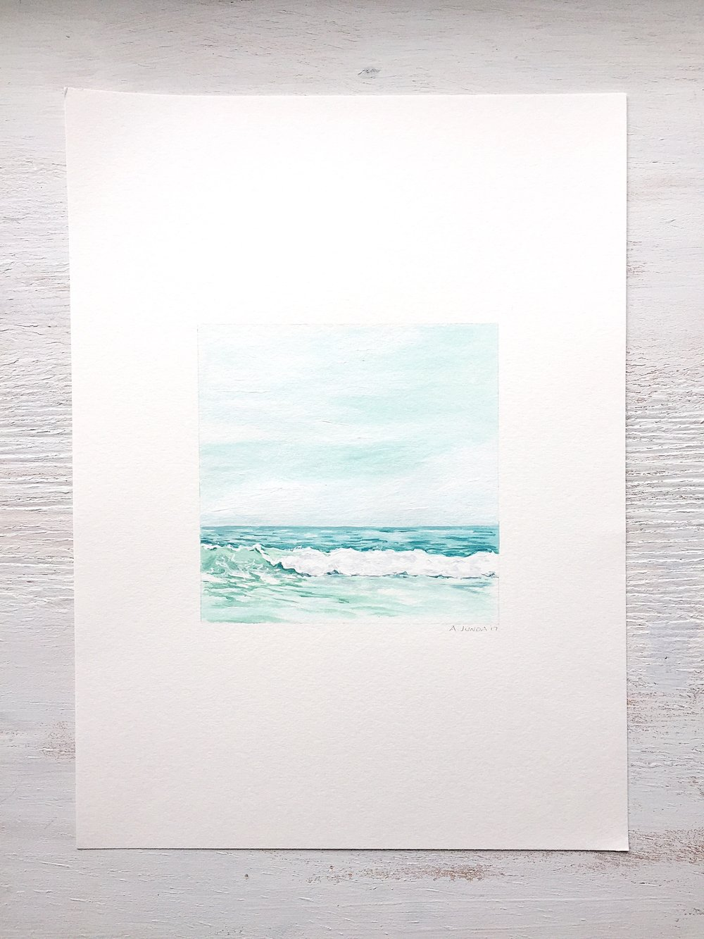 Seascape - 114 - SOLD
