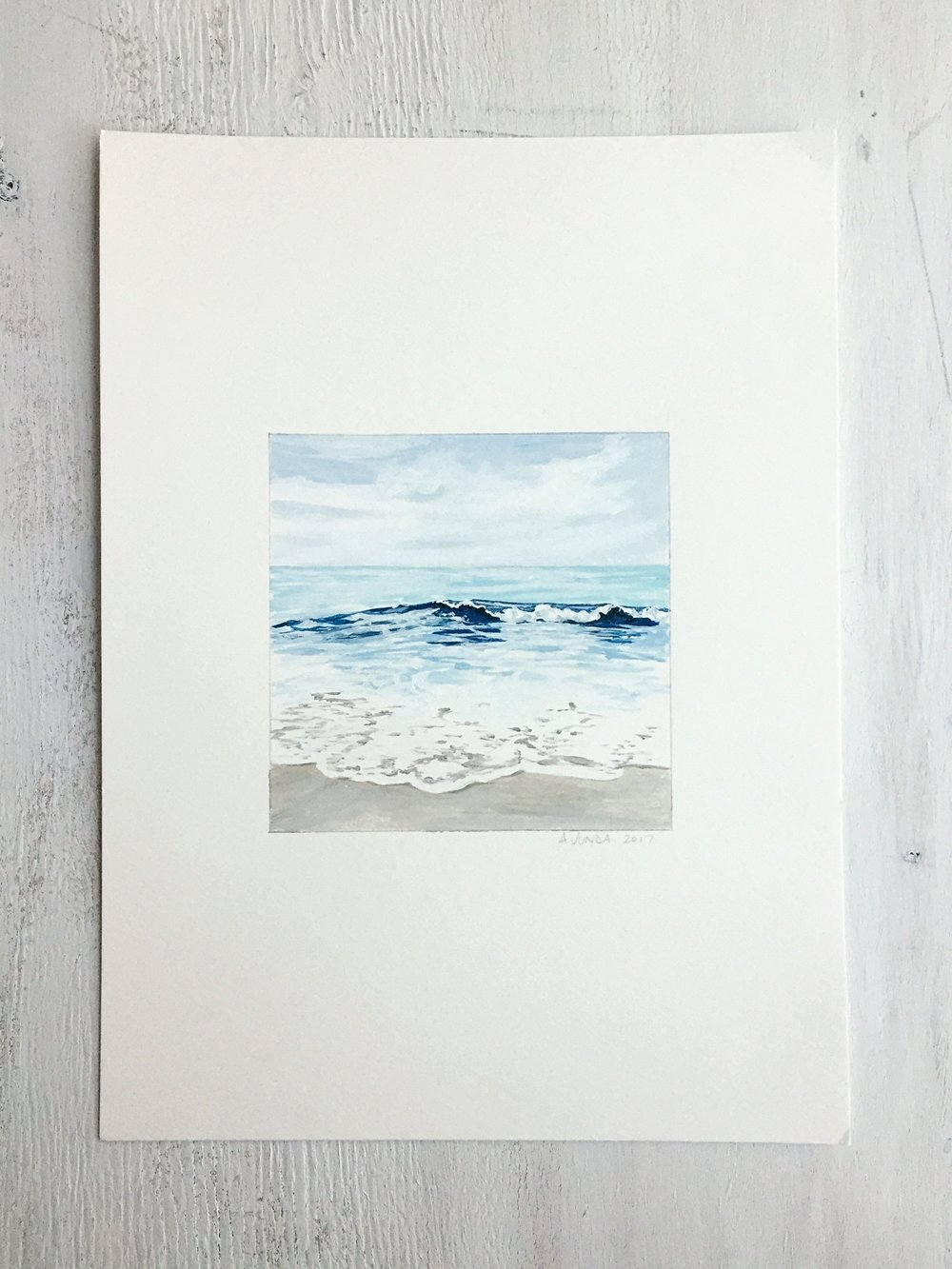 Seascape - 122 - SOLD