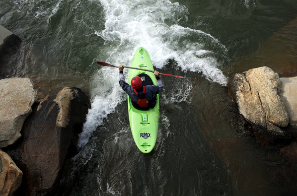 Blind man Erik Weihenmeyer to Kayak Grand Canyon - The New York Times