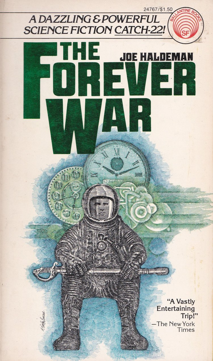 From Fifty Year War To Forever War >> The Forever War Phillip S Corner