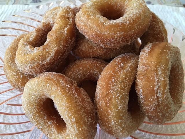 Ole Fashionned Doughnuts