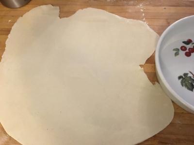 Rustic Pie