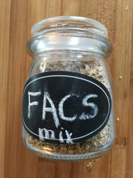 FACS Mix