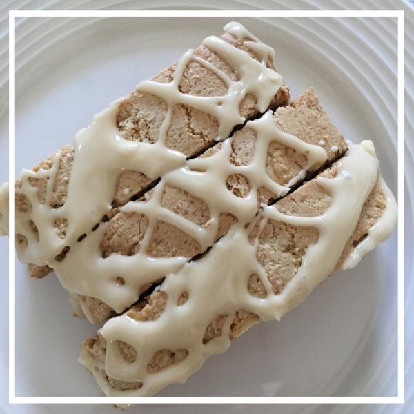 Maple Butterscotch Biscotti
