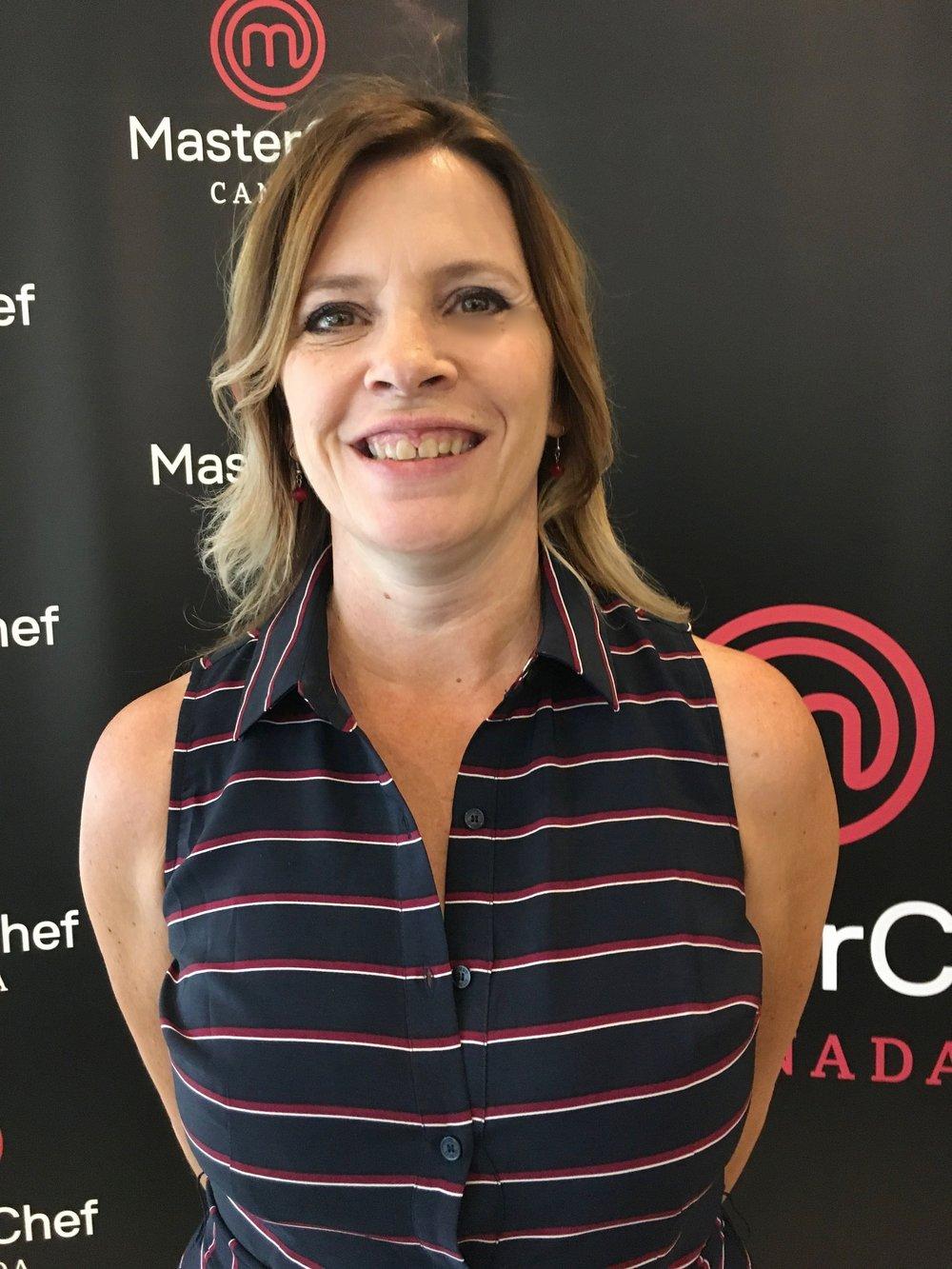 Richelle Fortin MasterChef Canada 2017