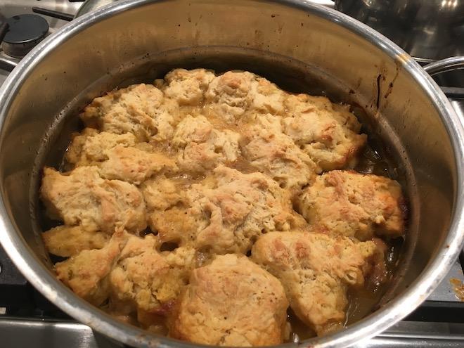 Butter Biscuits & Dumplings