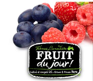 Fruit du Jour! (Lanaudière)