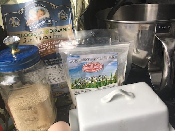 Gluten Free Parker House Rolls