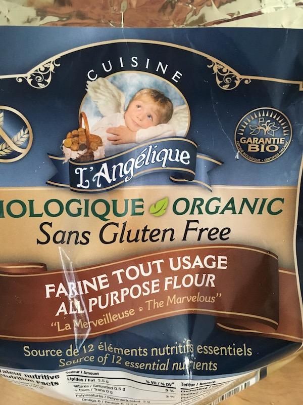 Gluten Free Flour Cuisine l'Angélique