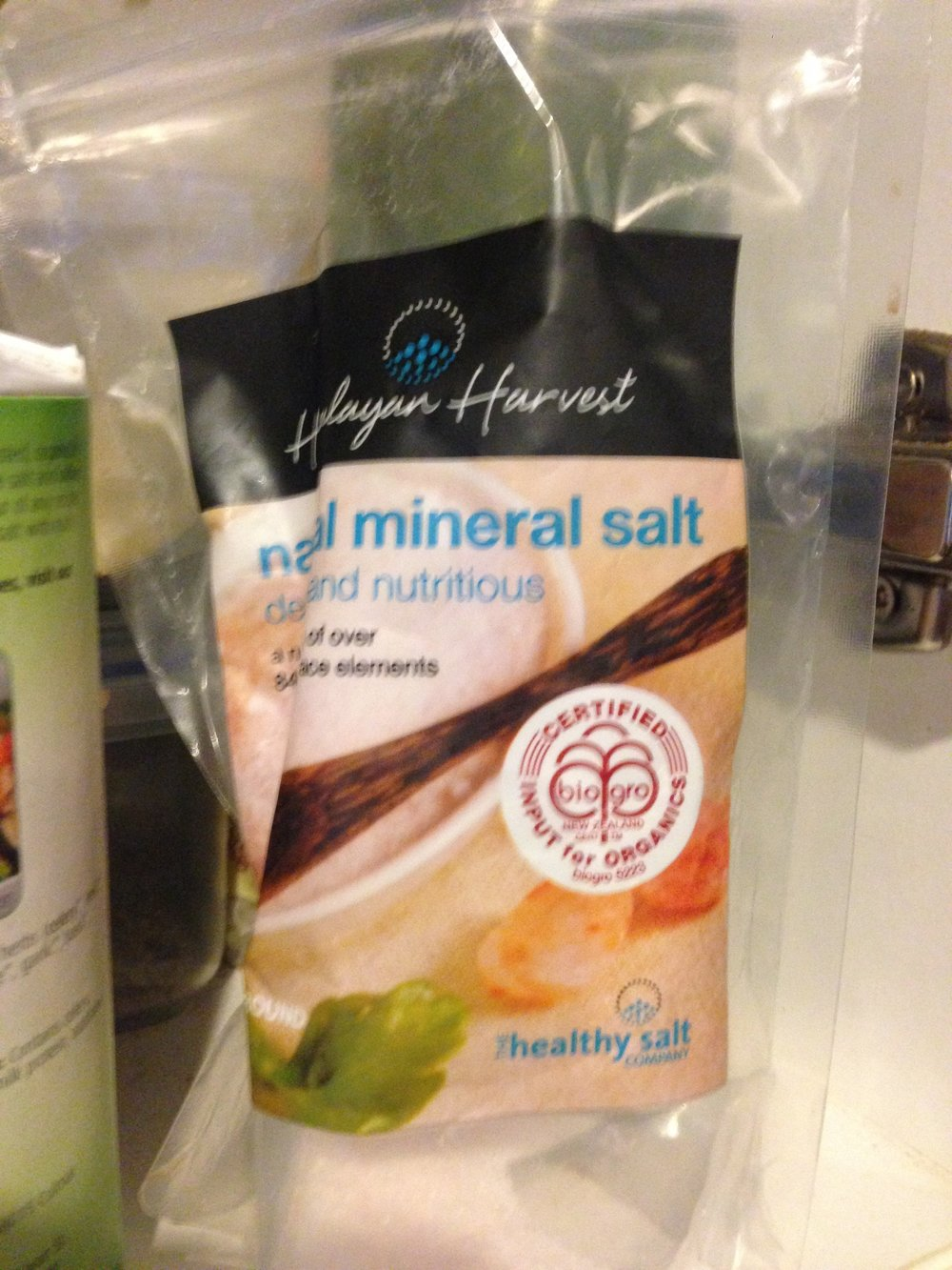 The Healthy Salt Company - licensee 5223