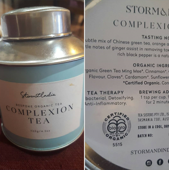 Tea Sisters PTY (Storm & India) - licensee 5515