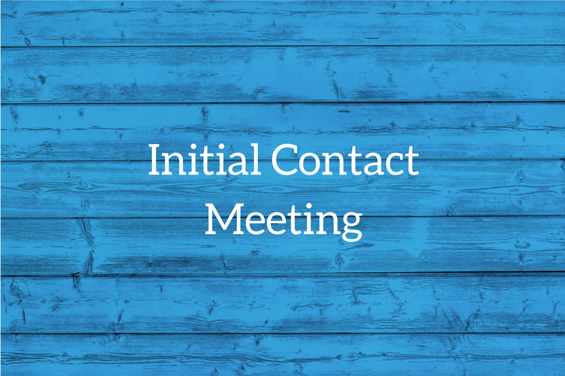 Our initial contact meetings are an opportunity to learn more about the certification process and how you can benefit from it.