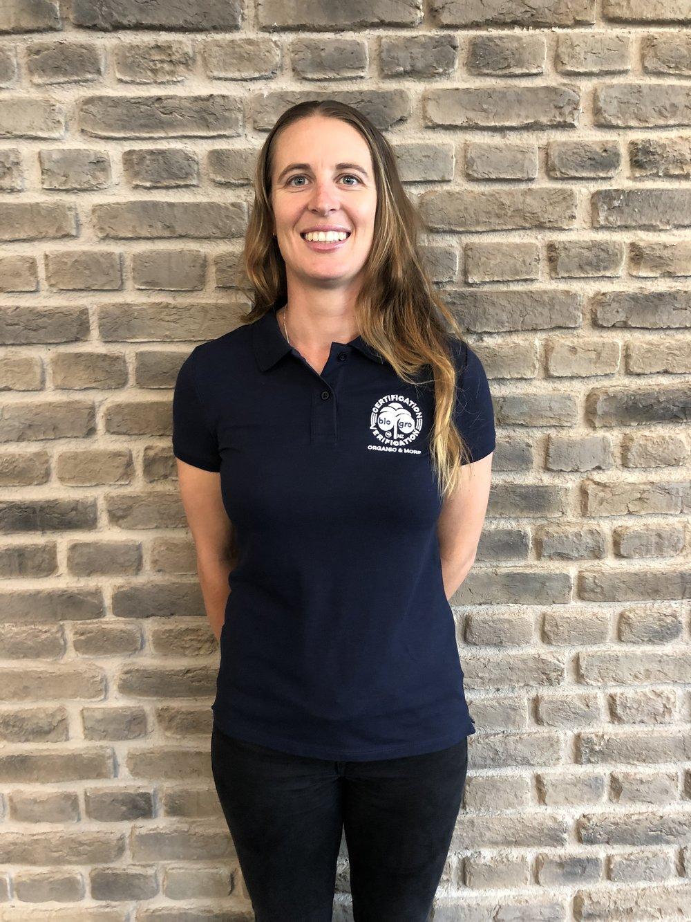 Nicole Atkinson, Certification Officer