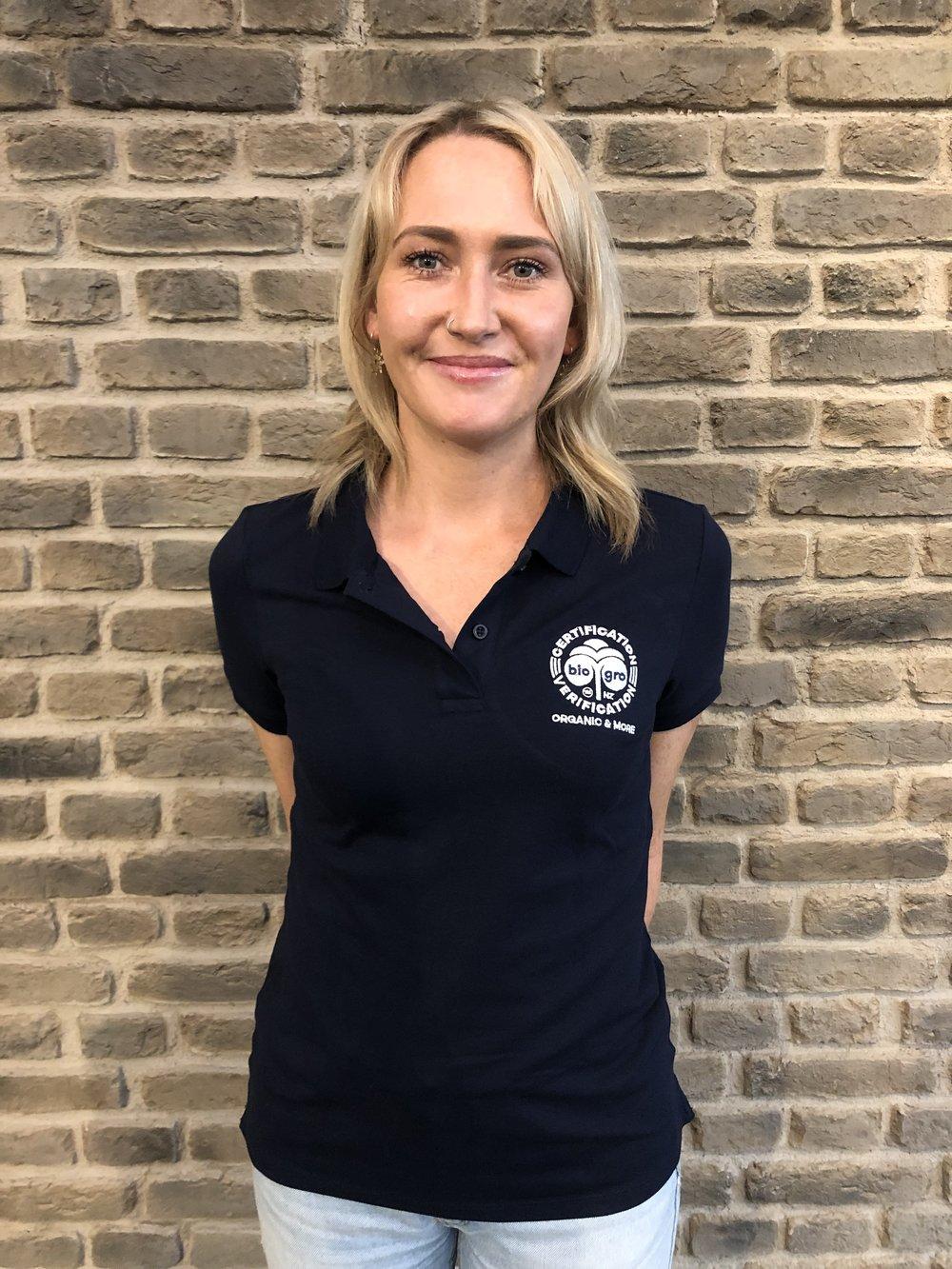 Janelle Bennett, Certification Officer