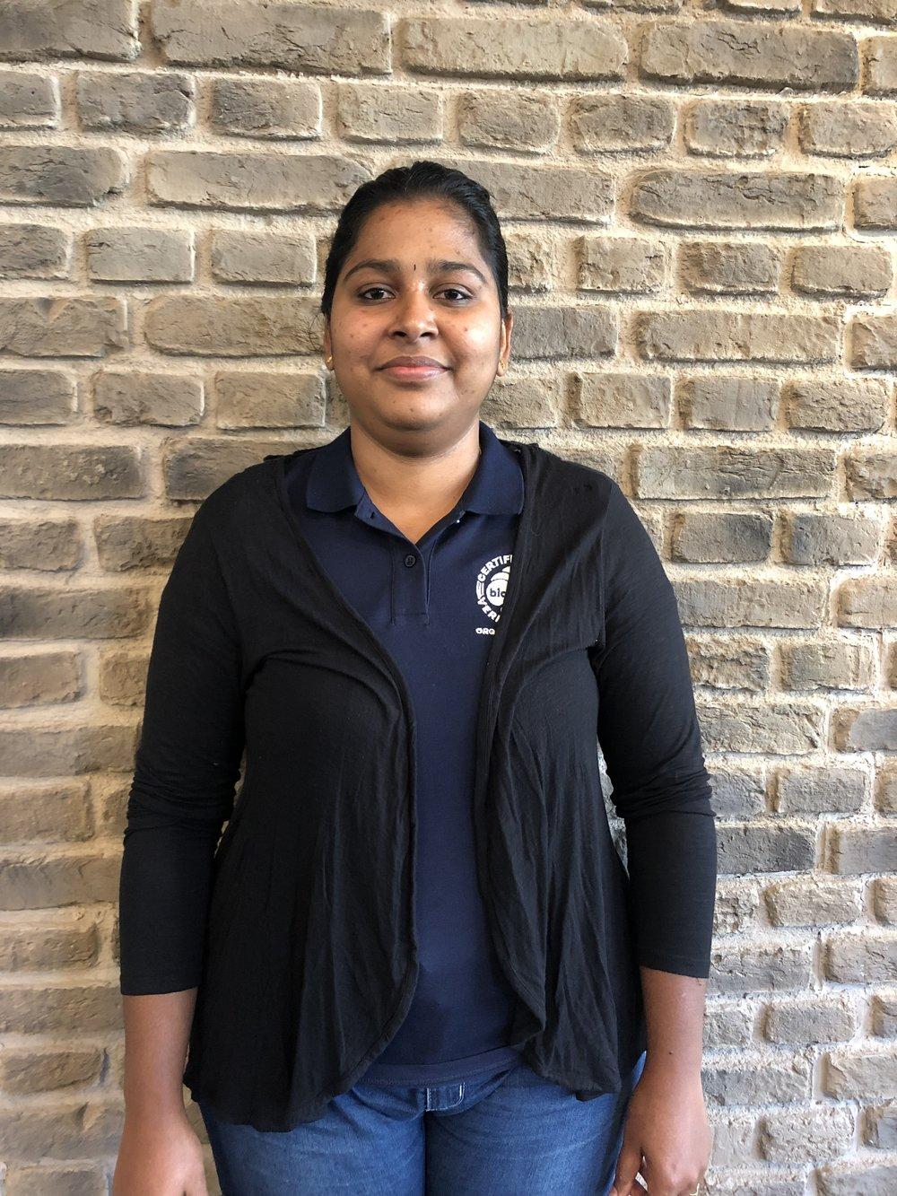 Tamila Eswaramurthy, Certification Officer