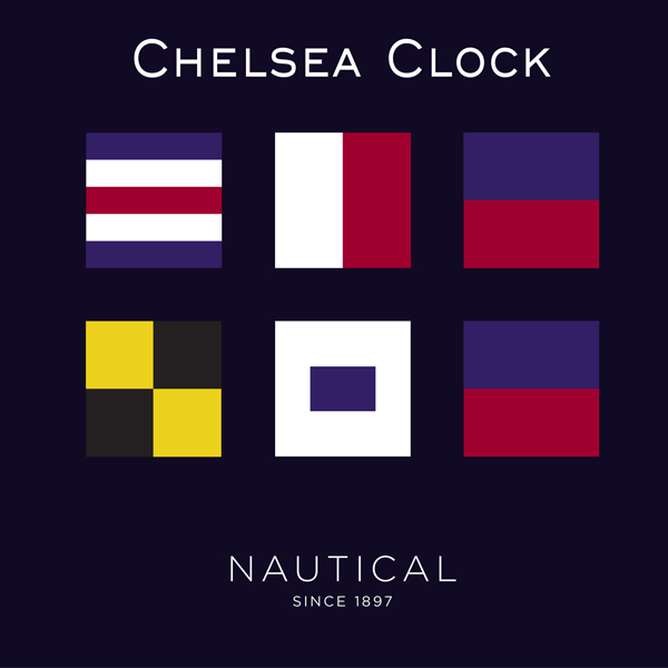 Chelsea Clock Nautical