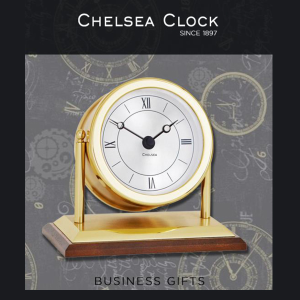 Chelsea Clock Business Gifts