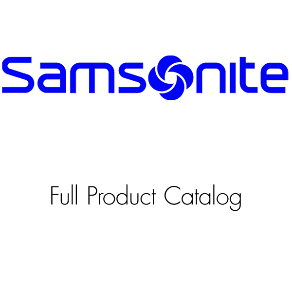 Samsonite - Full Catalog
