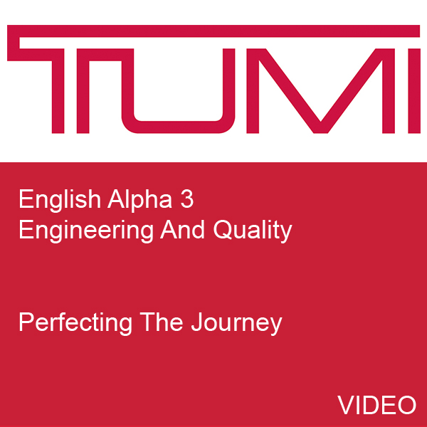 Tumi_Video 1