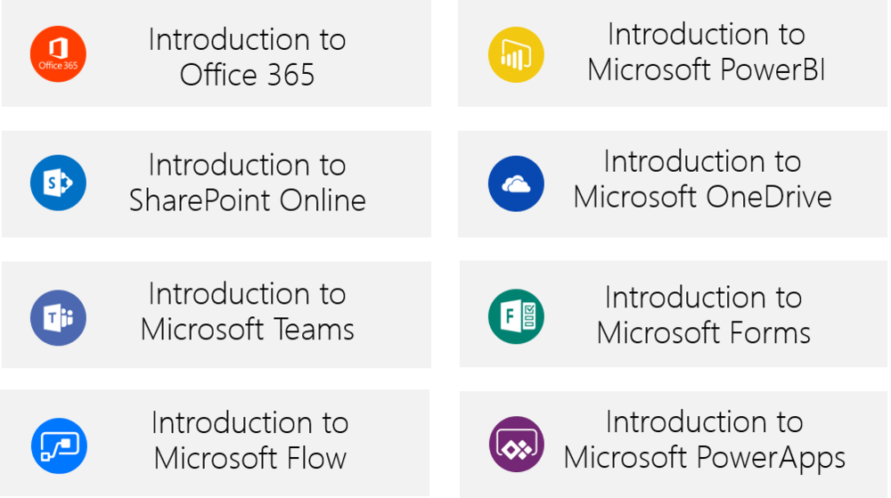 Office 365 Training Services - Sharing Minds