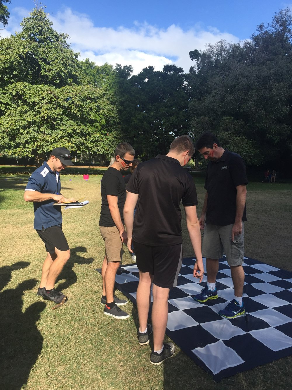 Sharing Minds - Corporate Challenge2