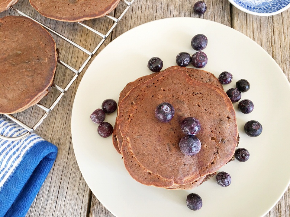 Chocolate Blueberry Pancakes.jpeg