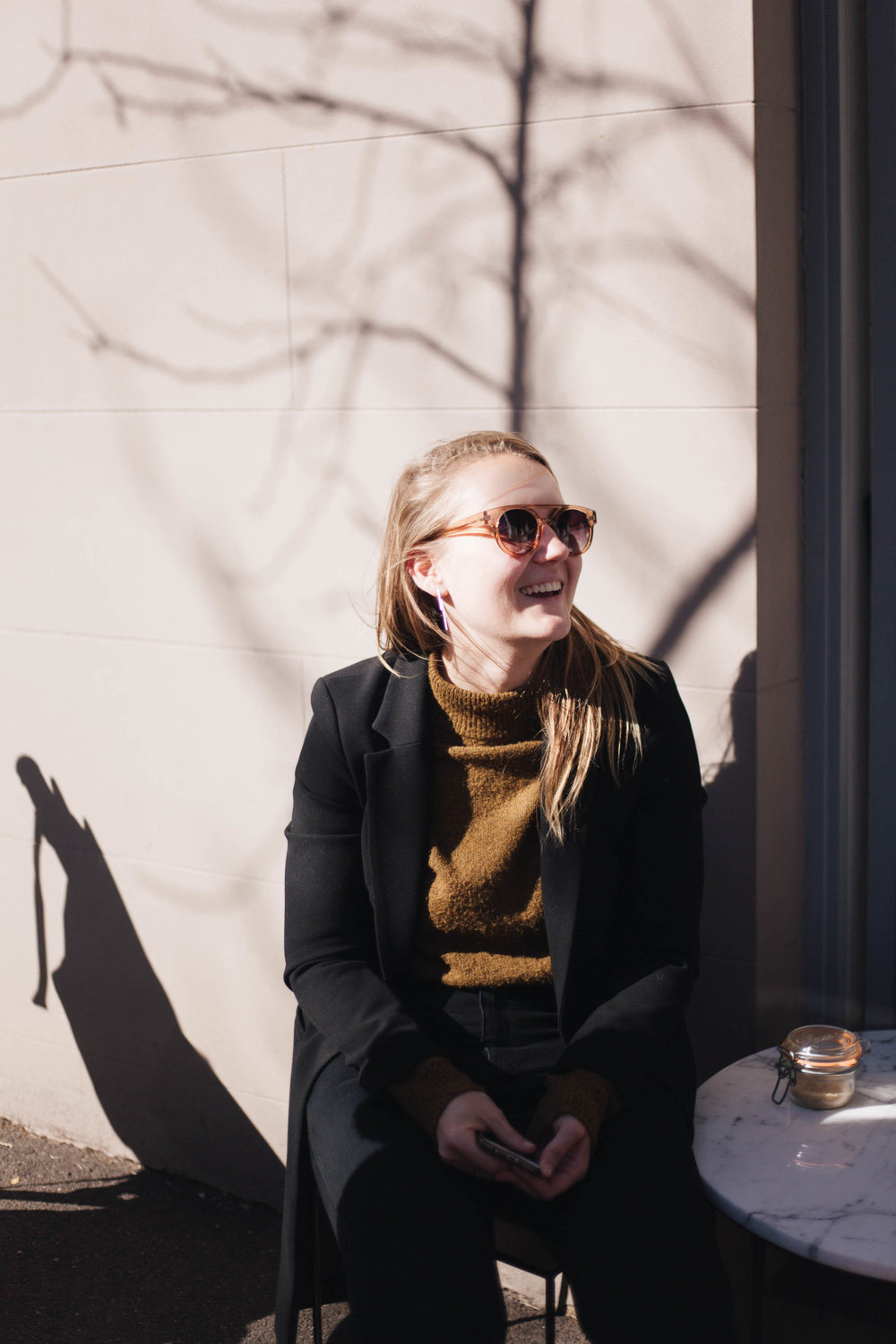 Working with other creatives by Felicity Farncomb