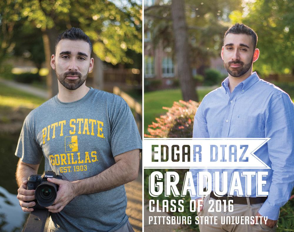 Edgar-Senior Session and Invitation
