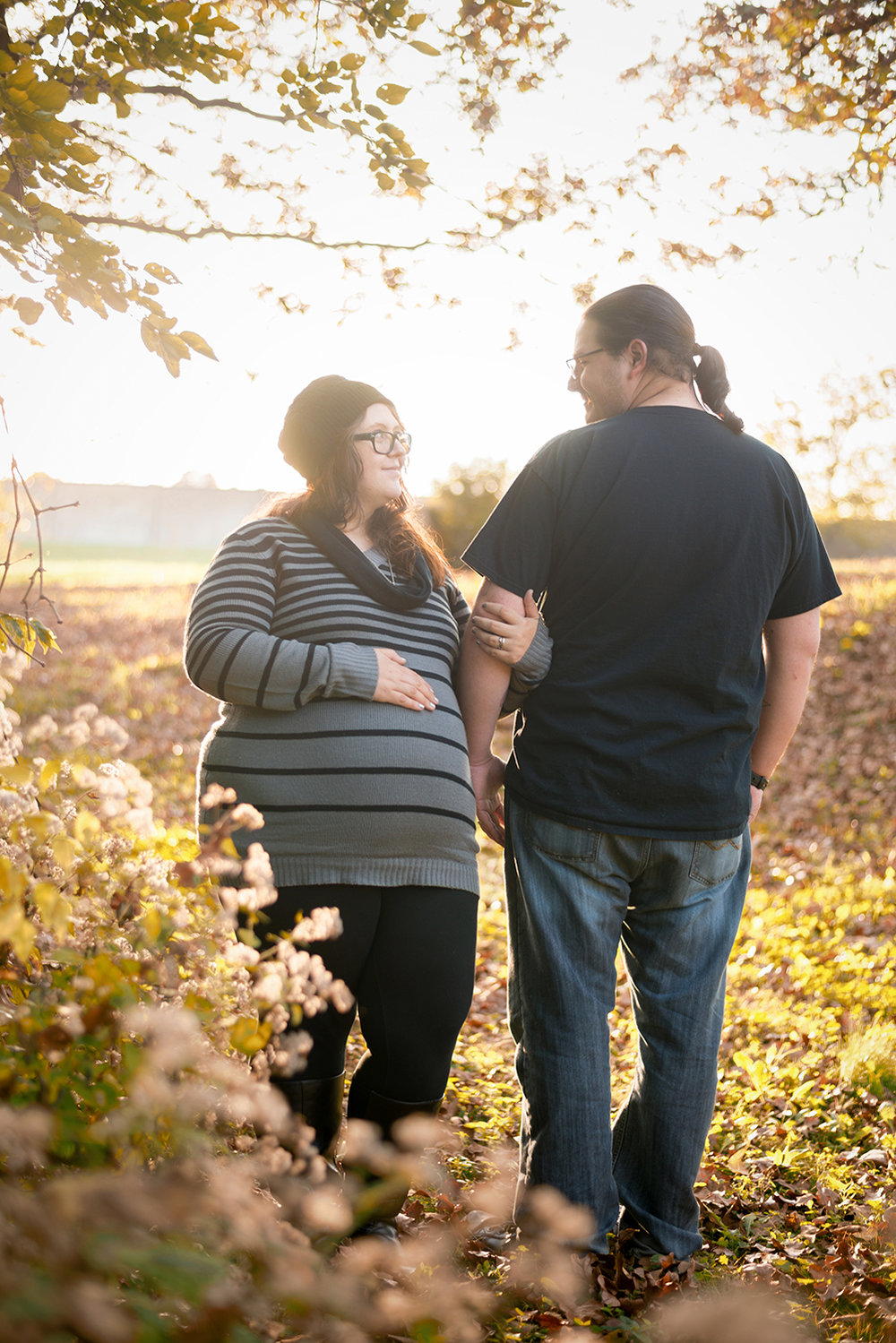 Miller Family-Maternity Session
