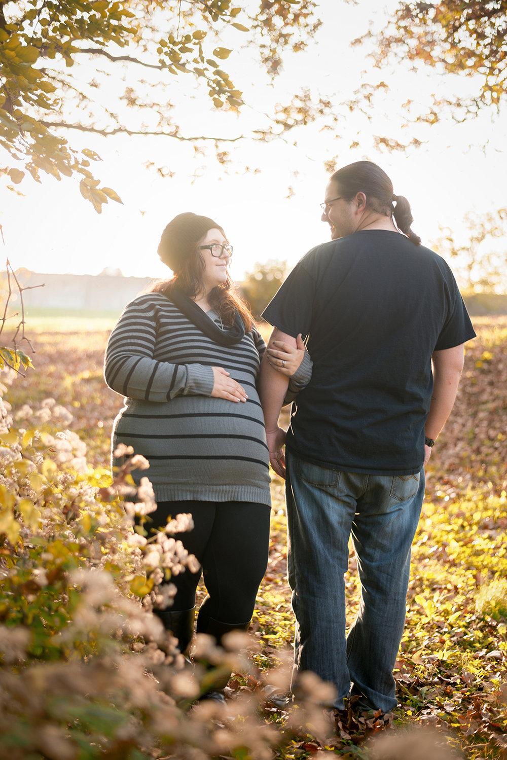 Miller Family-Maternity Session