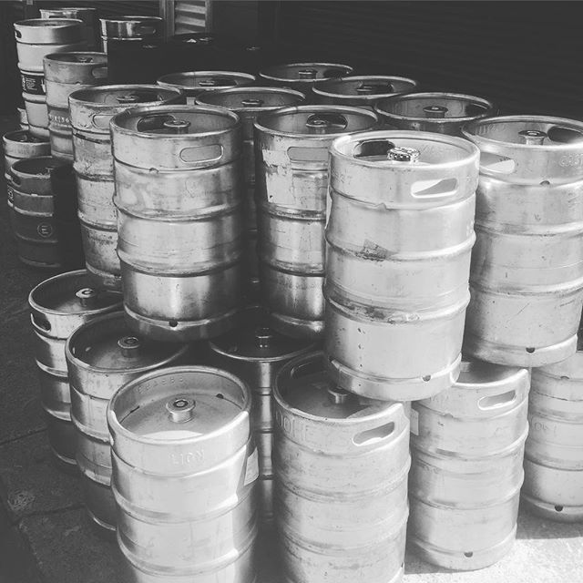 Now that was a loooong weekend, what a cracking week thanks to all the staff and patrons that made it such a big fun week.  Looks like we drank a little beer to celebrate the labour day week!! Luckily we are getting some rush delivers as we are almost out of beer #beerfest #kegaramma #richmond #grandrichmond