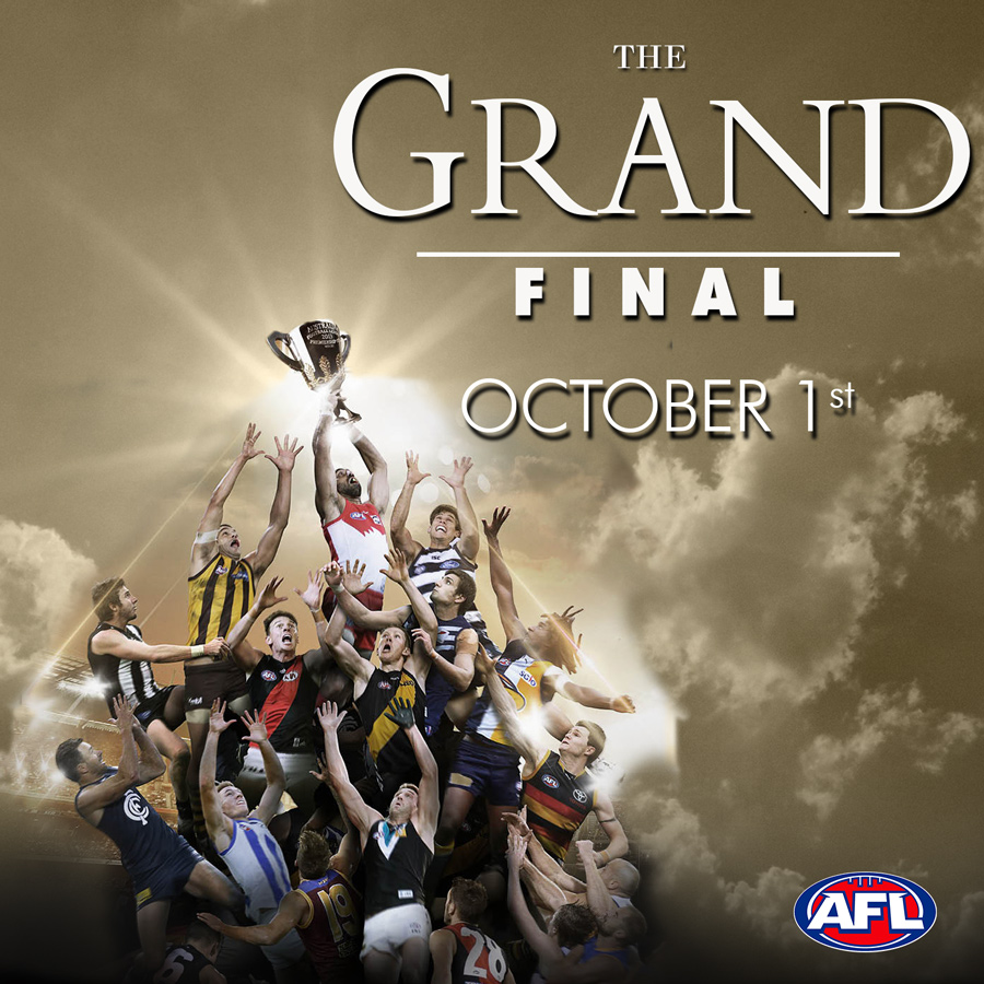 Where to watch the afl Grand Final