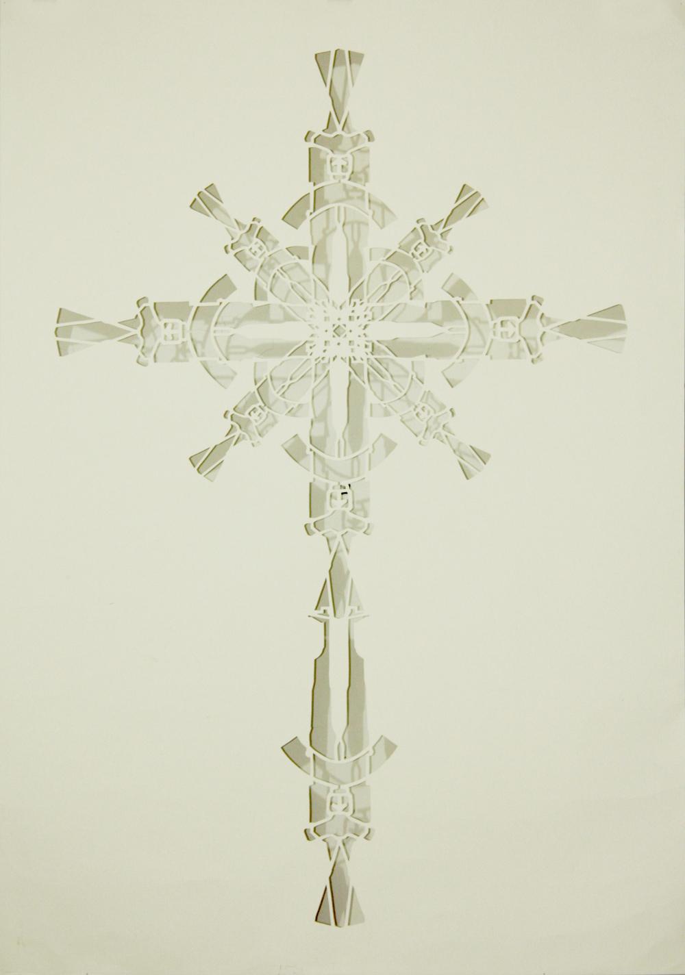 Bellum sacrum (white)-paper cutting manual-70x99cm-2013-mujahidin nurrahman.jpg