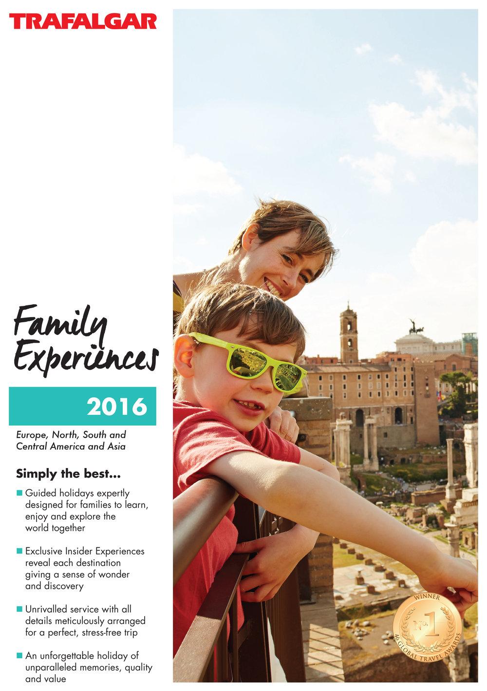FAMILY EXPERIENCES 2016