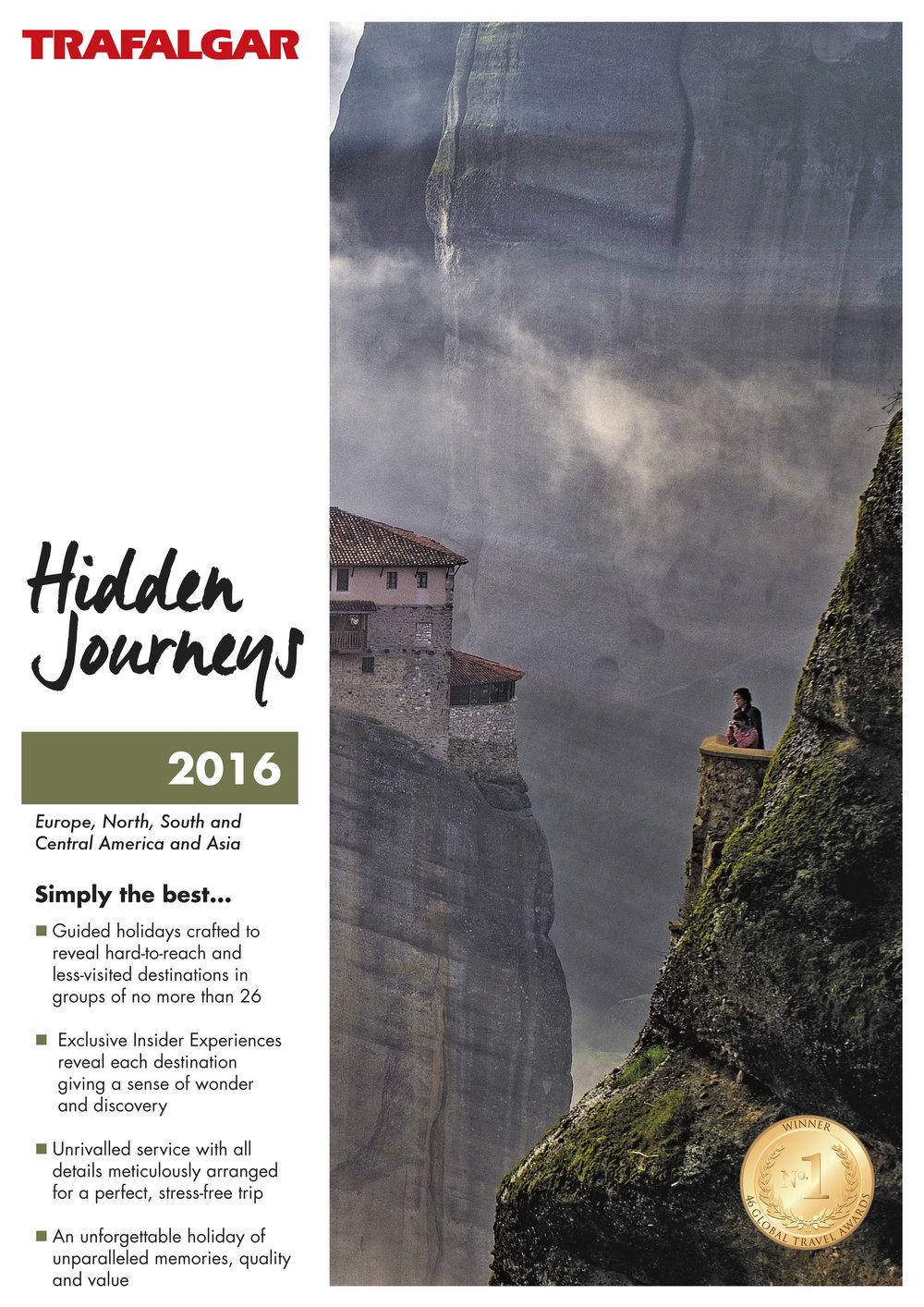 HIDDEN JOURNEYS 2016