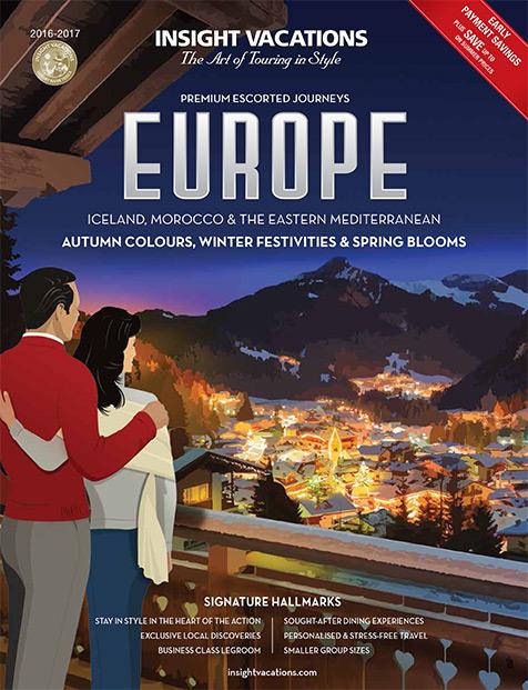 EUROPE WINTER 2016/17