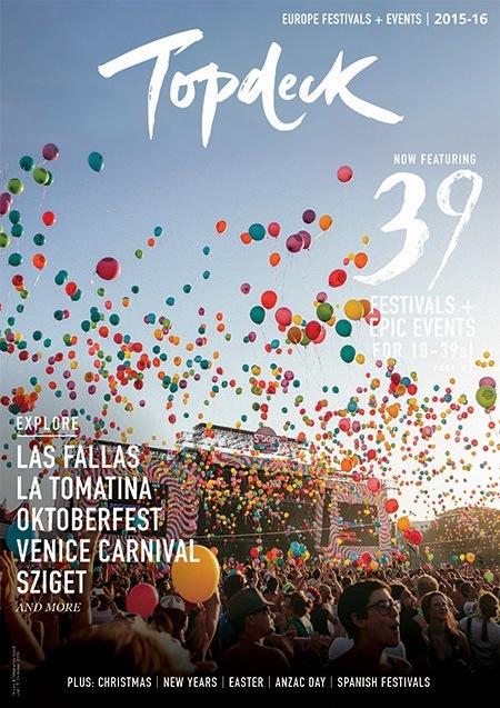 EUROPE FESTIVALS 2015/16