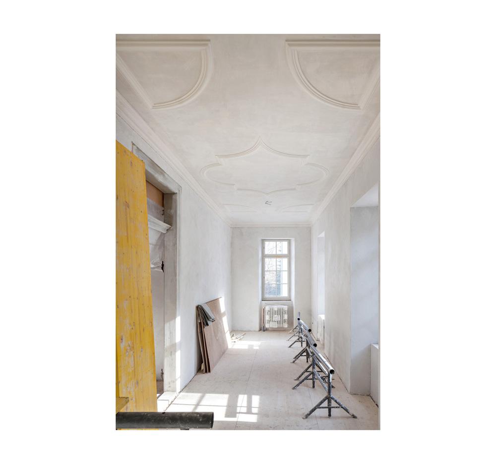 Sanierung Villa Schanzengarten, Winterthur        Architektur Sanierung:    Zollinger Architekten, Winterthur        Auftraggeber Fotografien:    Terresta Immobilien- und Verwaltungs AG, Winterthur     www.terresta.ch