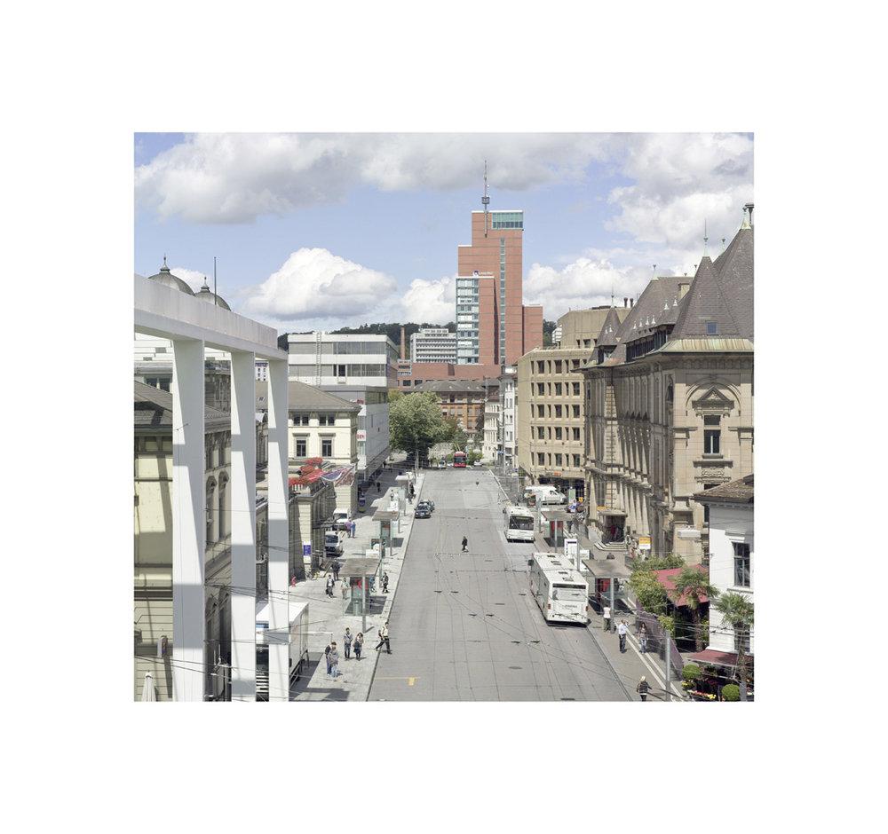Winterthur baut – Ein Führer zur zeitgenössischen Architektur 1991-2011    von Roderick Hönig, Werner Huber, Thomas Aus der Au    Edition Hochparterre 2011, 192 Seiten, 109 Fotos und Übersichtspläne, Klappenbroschur. Abmessungen: 10,4 x 18,7 cm, ISBN 978-3-909928-13-2   www.hochparterre.ch    weitere Bilder