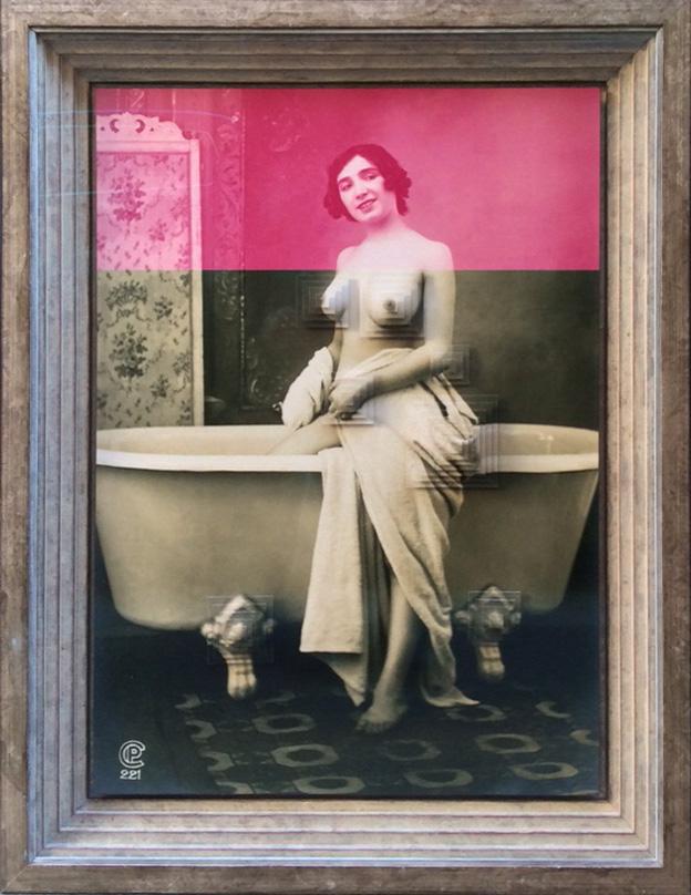 25. Galleria-l'Affiche_Alfred-Drago-Rens_La bagnante_2016_66x51cm.JPG
