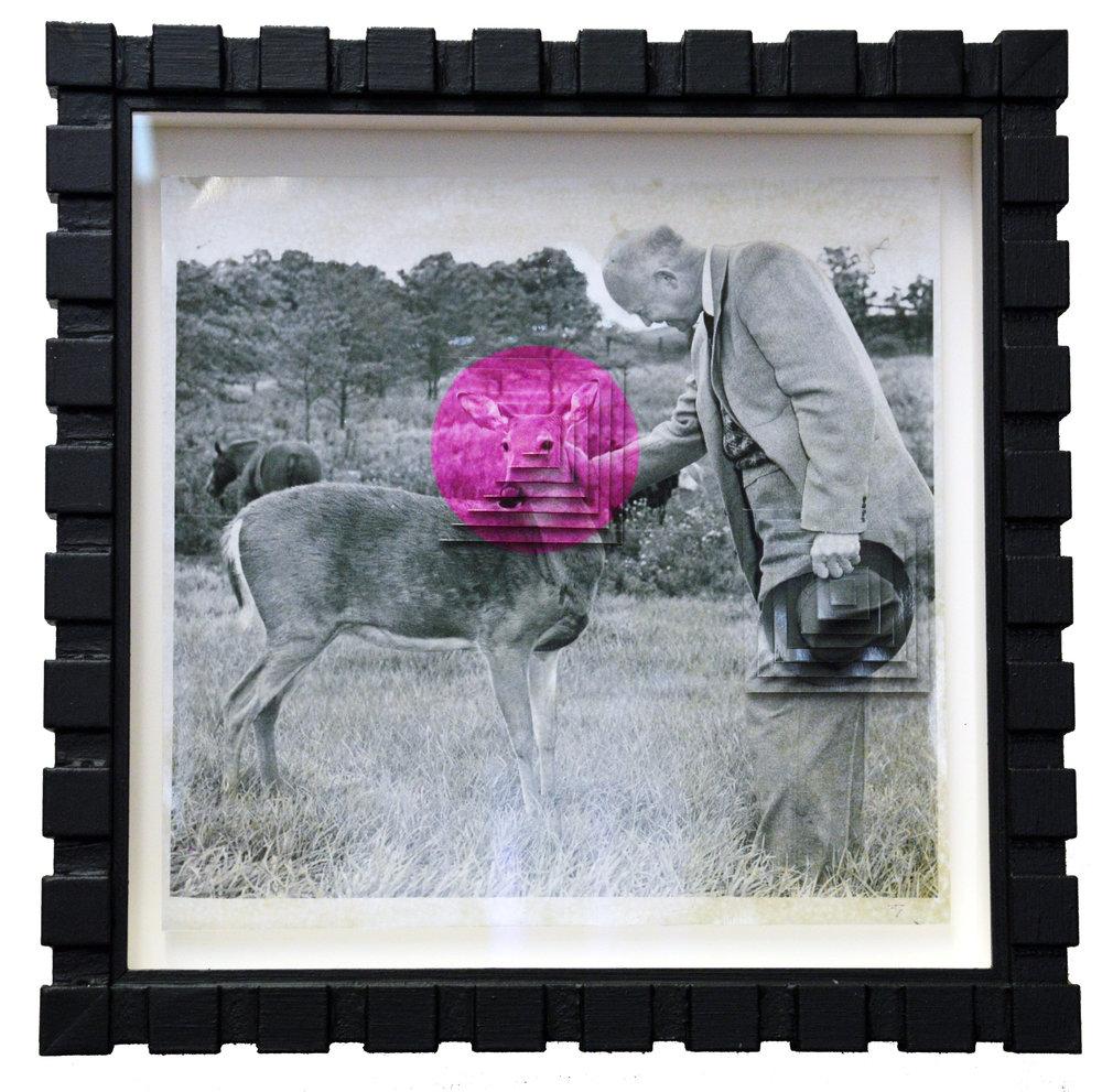 35. Galleria-l'Affiche_Alfred-Drago-Rens_Bambi-and-Ike_2014_37,5x37,5cm.JPG