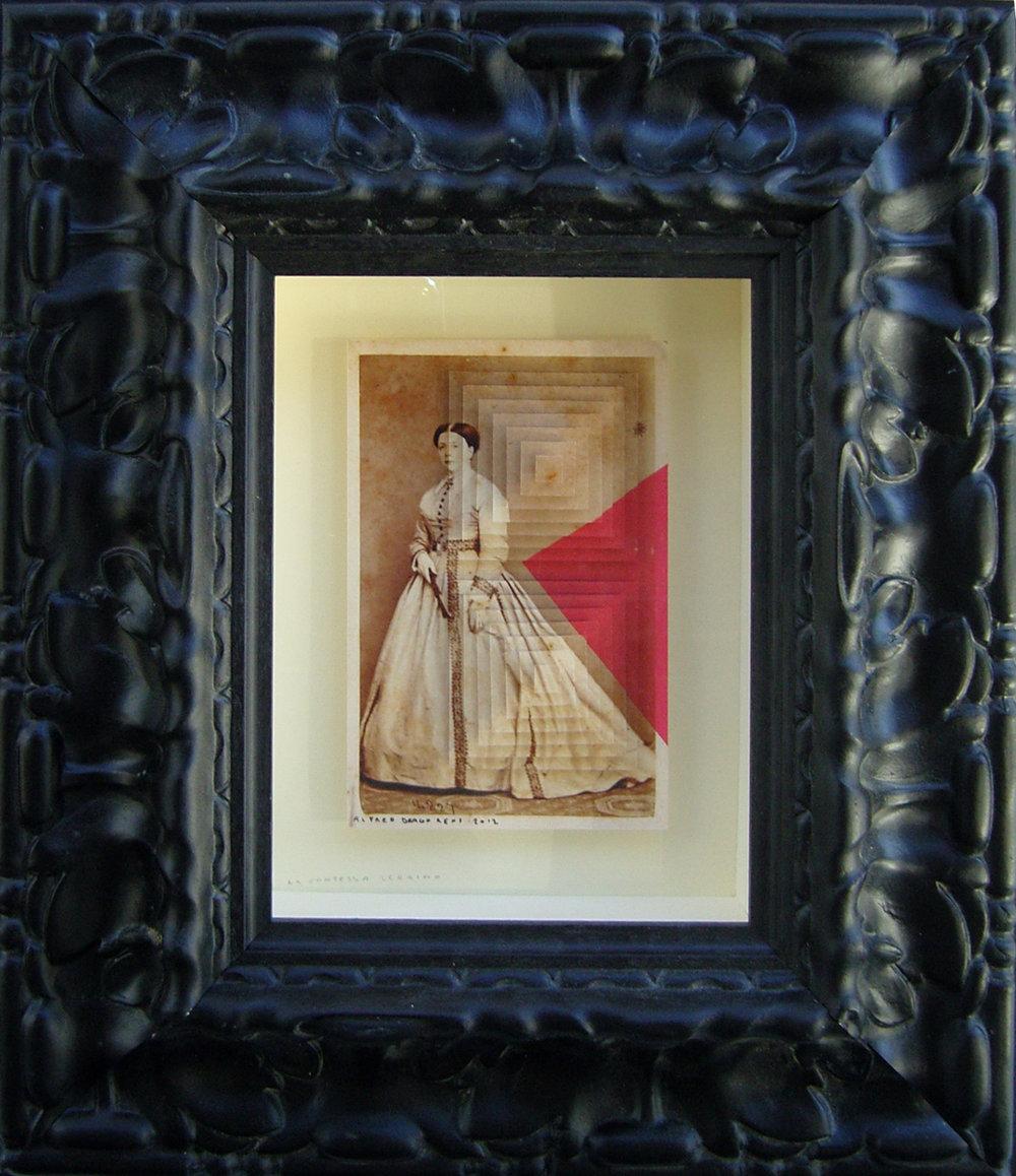 39. Galleria-l'Affiche_Alfred-Drago-Rens_La Contessa Zerbino_2012_45x39cm.JPG