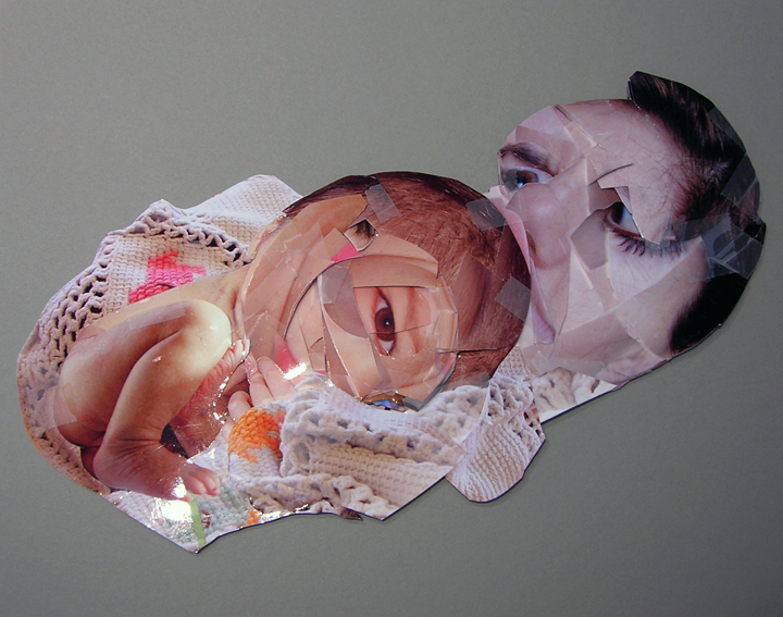 Catharine Clark Gallery_Josephine Taylor_Untitled (Mother & Baby)_2011.jpg
